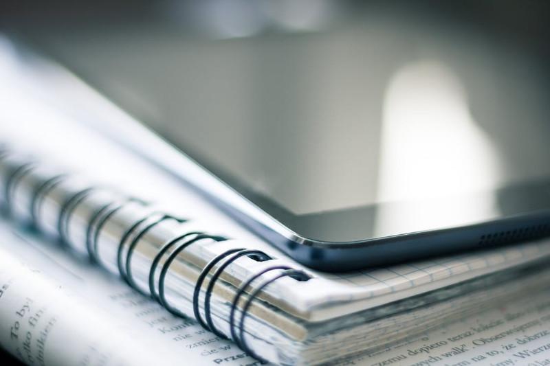 Paper not iPad