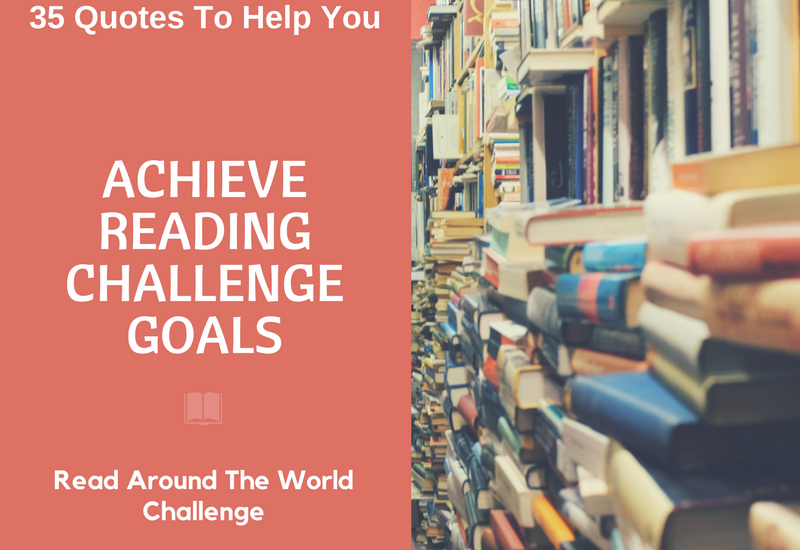 Quotes to motivate you to achieve your reading goals