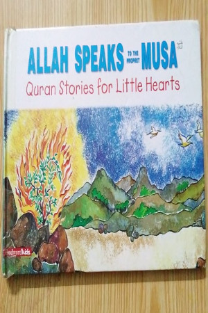 Allah speaks to the Prophet Musa