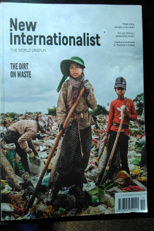 New Internationalist - Nov-Dec 2018