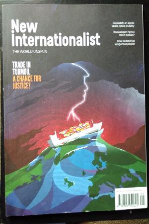 New Internationalist - Jan-Feb 2019