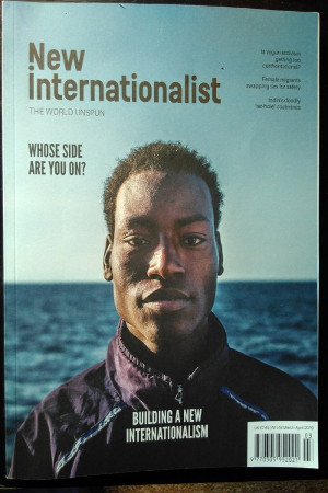 New Internationalist - Mar-Apr 2019