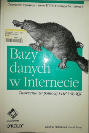 Bazy danych w Internecie