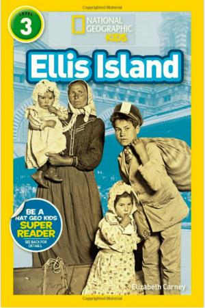 National Geographic Readers: Ellis Island