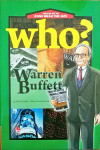 Who? Warren Buffet