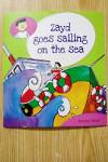 Zayd goes sailing on the sea