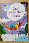 Zayd learns about the clouds