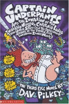Captain Underpants and the Invasion of the Incredibly Naughty Cafeteria Ladies from Outer Space (Bk. 3)
